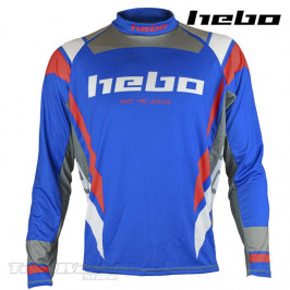 Camiseta Trial Hebo Race...