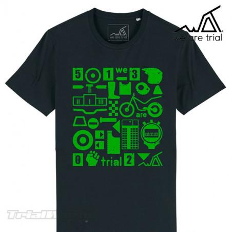 Camiseta We Are Trial - Mundotrial