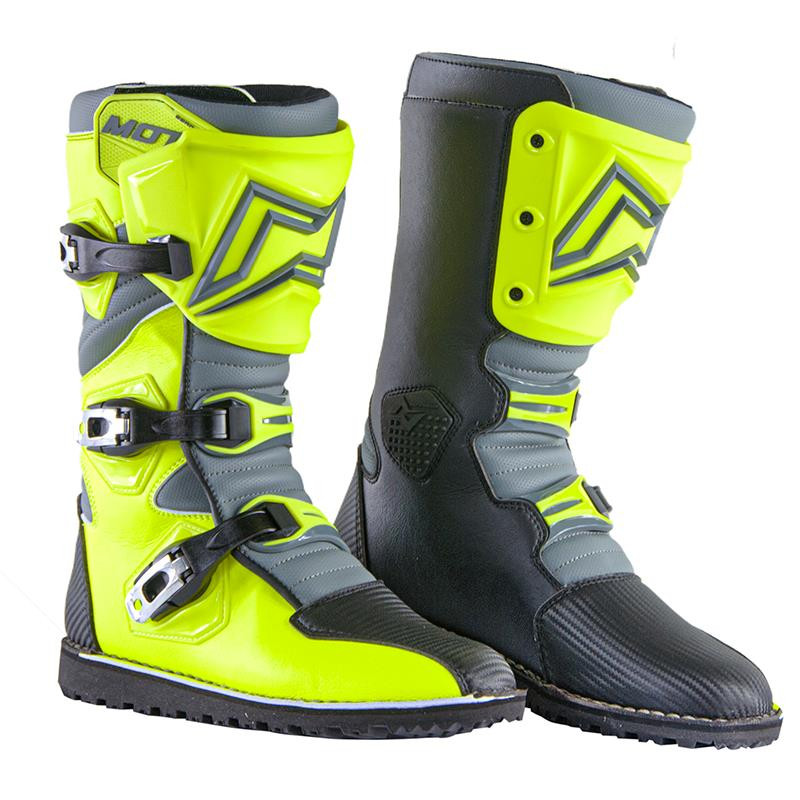 copy of Boots Mots Zona 2 Trial Yellow