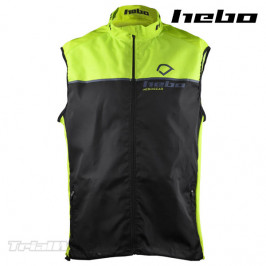 Chaleco Trial Hebo Line amarillo
