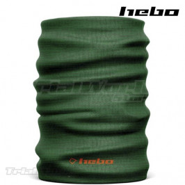 Cuello Hebo Level color verde
