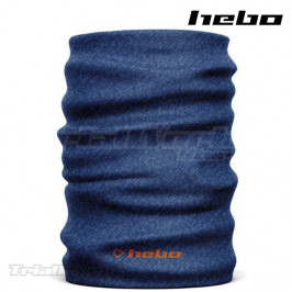 Cuello Hebo Level color azul