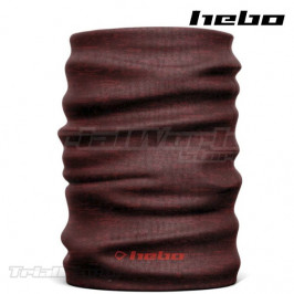 Cuello Hebo Level color rojo