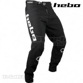 Pantalón Trial Hebo TECH negro 2021