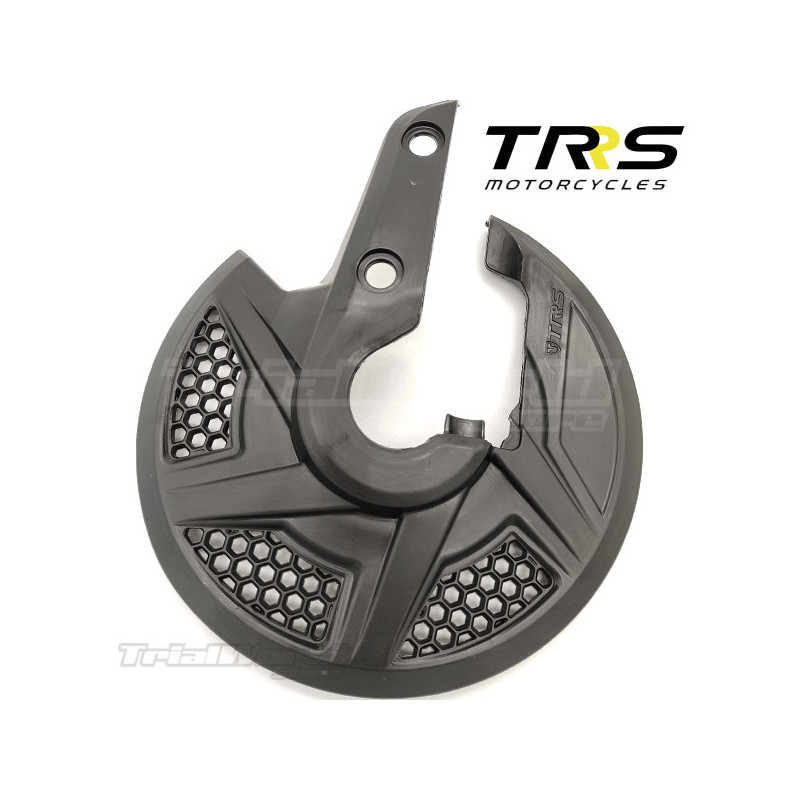 Front disc brake protector TRRS