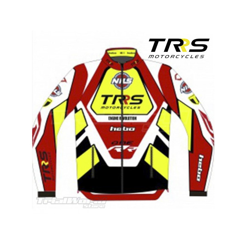 Chaqueta Hebo oficial TRS Motorcycles