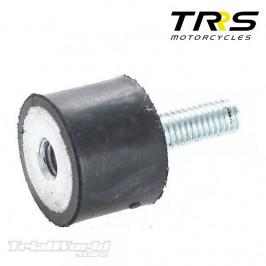 TRRS fuel tank silencer block