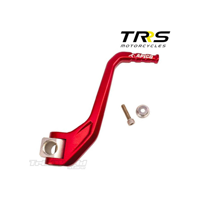 Red Kick Start Lever TRRS