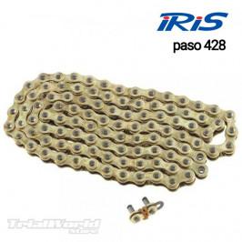 Cadena Iris 428 RXP motos de trial