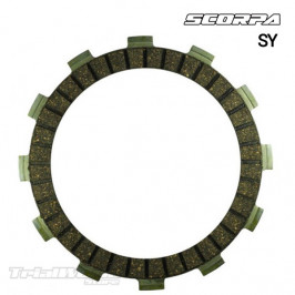 Friction clutch plates...