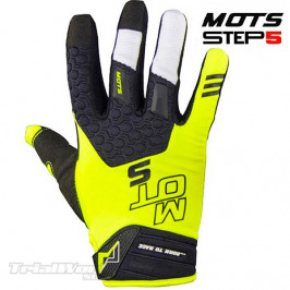 Guantes Trial MOTS Step5 amarillo