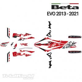 Kit adhesivos Beta EVO 2013...