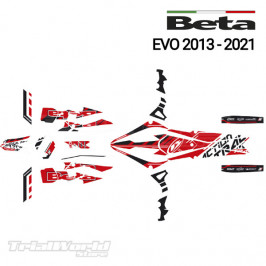 Sticker KIT decals Beta Evo...