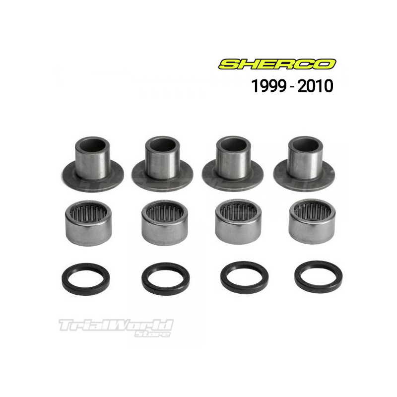 Kit rodamientos bieletas Sherco ST Trial 1999 a 2010