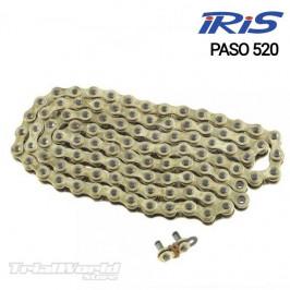 Cadena Iris 520 RXL motos de trial