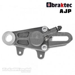 Rear brake caliper for trial bikes Braktec