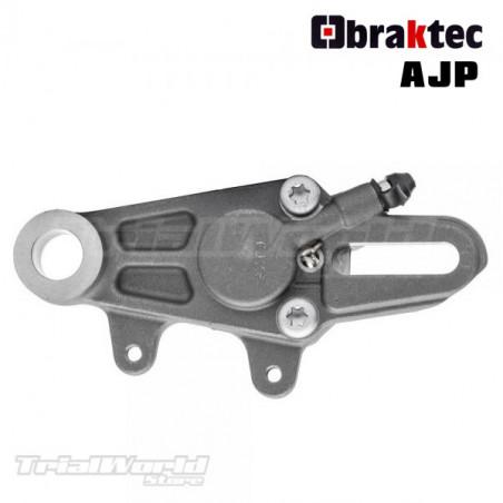 Rear brake caliper for trial bikes Braktec
