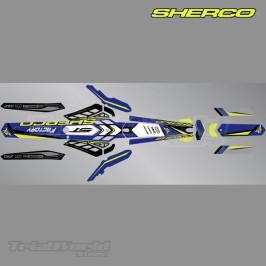 Kit adhesivos Sherco ST...