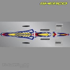 Kit adhesivos Sherco ST Trial 2007