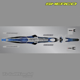 Stickers kit Sherco ST...