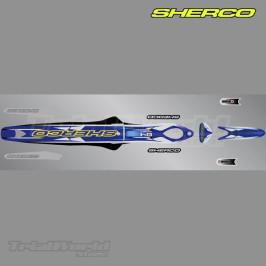 Kit adhesivos Sherco ST Trial 2004