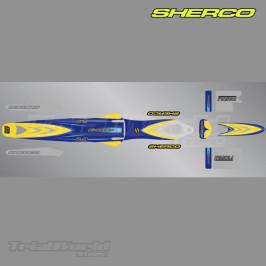 Kit adhesivos Sherco ST Trial 2001, 2002 y 2003