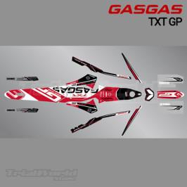 Kit adhesivos GasGas TXT GP 2018