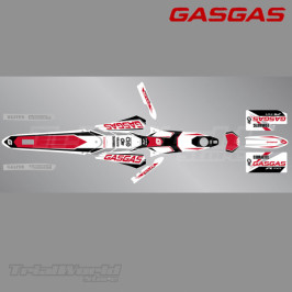 Stickers kit GasGas TXT 2015
