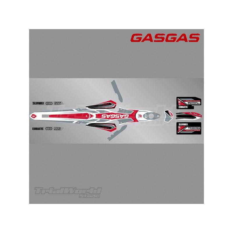 Kit adhesivos GasGas TXT 2017