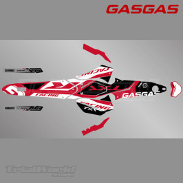 Stickers kit GasGas TXT 2019