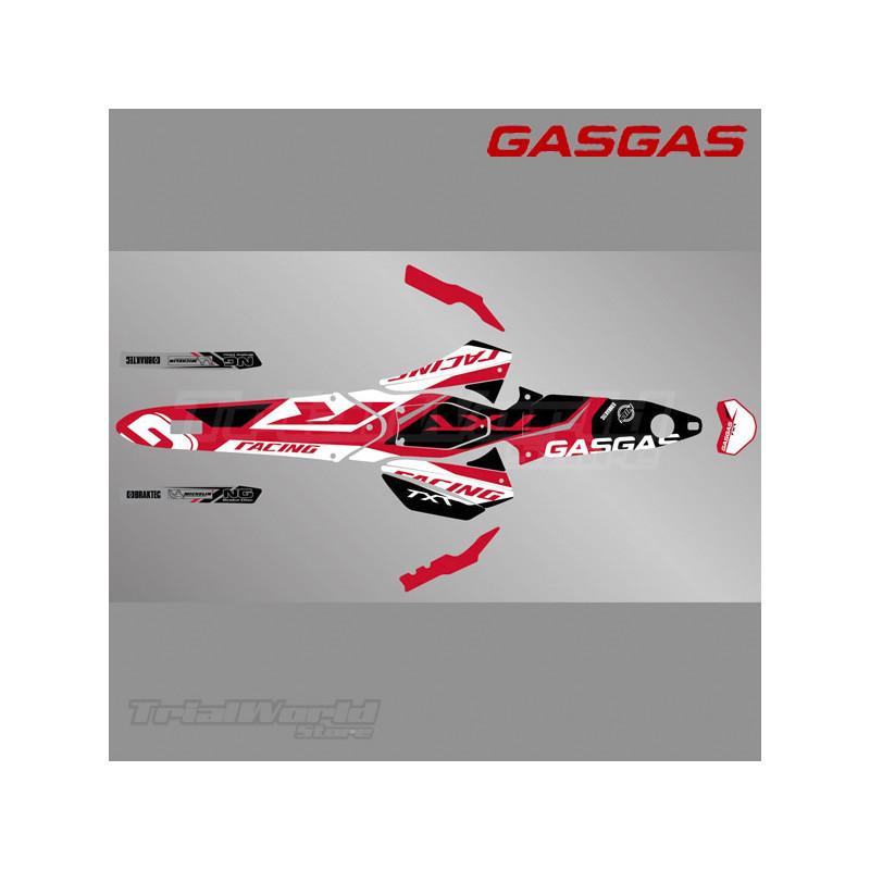 Kit adhesivos GasGas TXT 2019