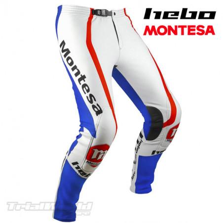 Pantalón Trial Hebo Montesa Classic Limited Azul