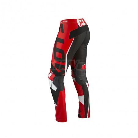 Pantalon de Trial MOTS STEP4 rojo