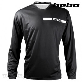 Camiseta Trial Hebo TECH negro