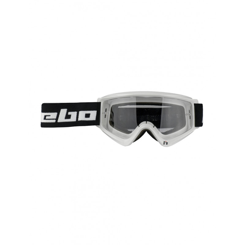 Hebo Gravity II Goggles white