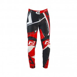 Pantalon de Trial MOTS STEP4 rojo
