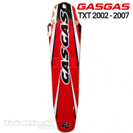 Rear sticker GasGas TXT PRO 2002 to 2007