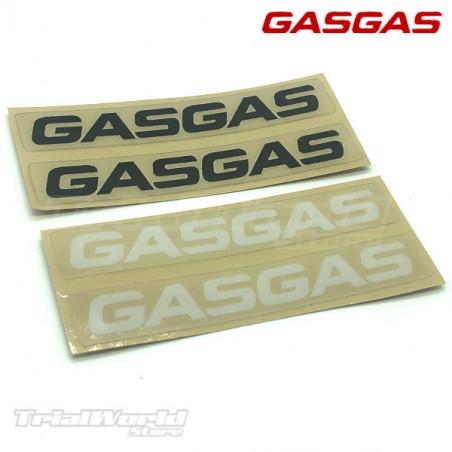 Frame stickers GasGas TXT Trial