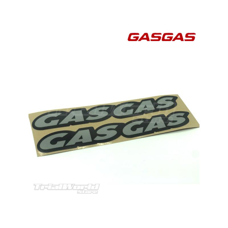 Adhesivos chasis GasGas TXT hasta 2008