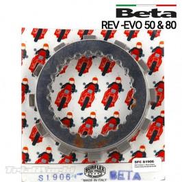 KIT clutch discs Beta REV/EVO 50-80cc