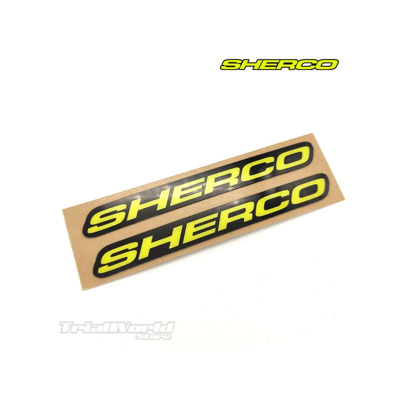 Adhesivos chasis Sherco Trial