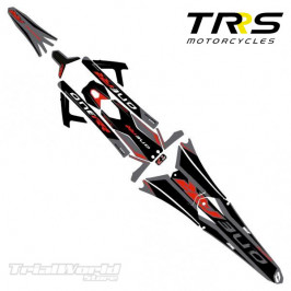 Decals kit TRRS One RR Stealth Jitsie