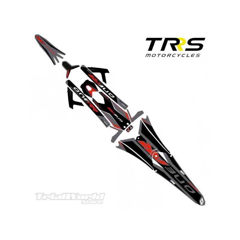 Kit adhesivos TRRS One RR Stealth by Jitsie