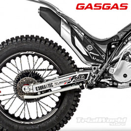 Swingarm stickers GasGas TXT Trial