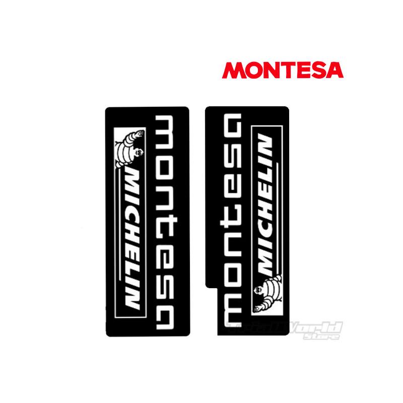 Adhesivos horquilla Montesa Trial universal