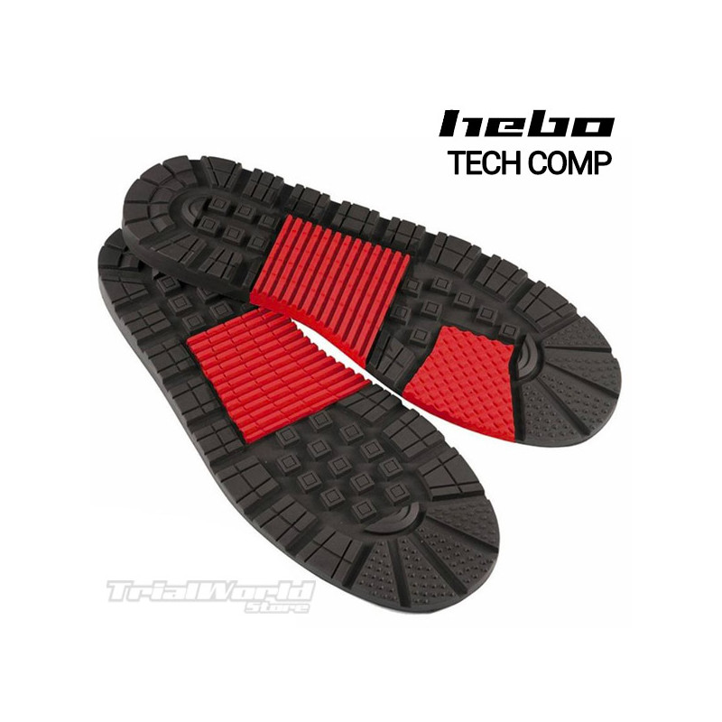 Replacement sole trial boots Hebo...