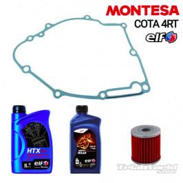 Kit cambio de aceites ELF...