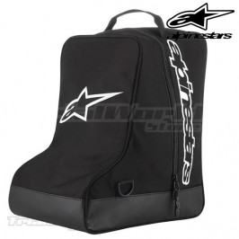 Trial boots bag Alpinestars black