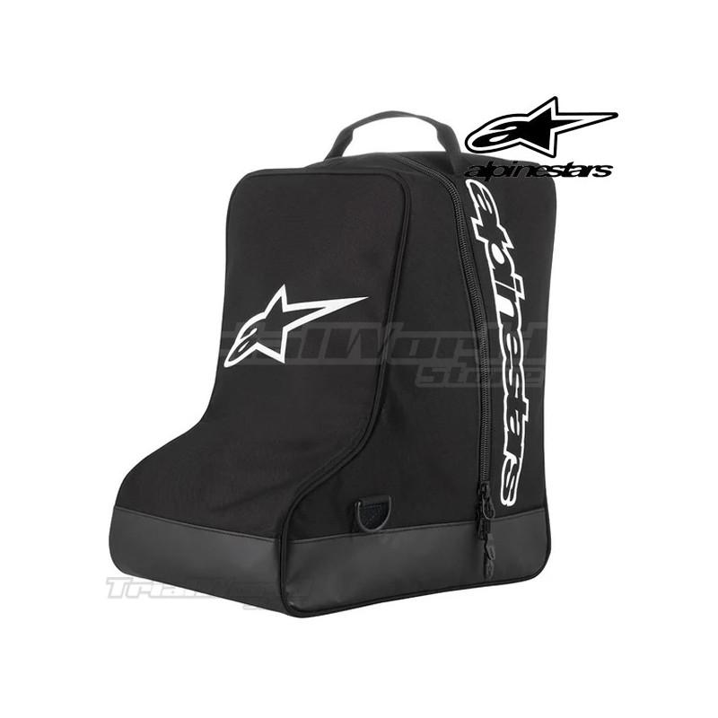 Trial boots bag Alpinestars black