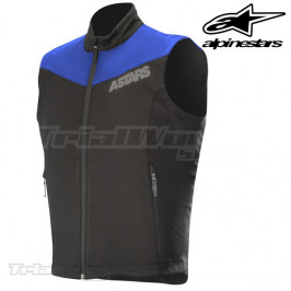 Vest Alpinestars Session Race Blue